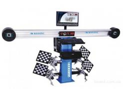 3D Стенд регулировки углов установки колес Manatec FOX 3D PT (на яму)