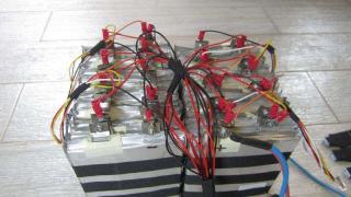 Акумуляторне акумулятори для електровелосипедів доступно