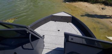 Aluminum boat POWERBOAT 470