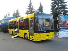 Автобуси МАЗ 206 (двигун дизель МЕРСЕДЕС, 4 циліндра)