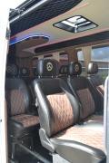 Автомобильный люк в микроавтобус автобус спринтер крафтер мастер