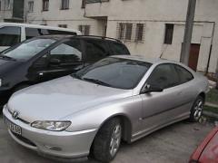 Авторозборка ПЕЖО 406 КУПЕ Pininfarina 1999р-2002р
