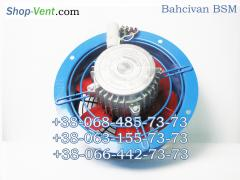 Axial (supply and extract fan) B Bahcivan
