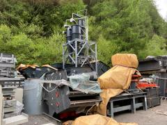 Б/У дробильная установка для песка SANDVIK CH 540 CH 550, VSI CV