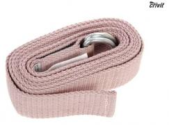 Belt yoga Crivit purple M21-300090