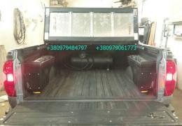 Body cover for Mitsubishi L200 pickup. Tailgate Pickup