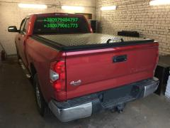 Body cover for pick-up. A wide range of modifications