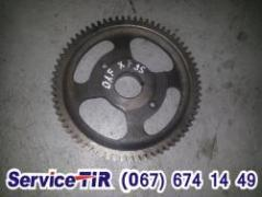 Camshaft gear DAF, used