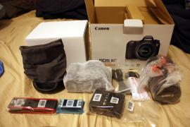 Canon EOS 6D 20.2 MP Digital SLR Camera