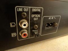 CD-проигрыватель Technics SL-PG490