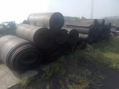Conveyor belt second-hand