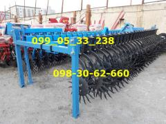 Cultivator rotary Hoe BR-6 rotary