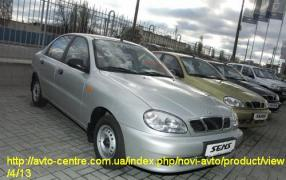 Daewoo Sens ZAZ Sens (Daewoo) Under payment. From 1 to 7 years