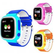 Детские часы с GPS-трекером Smart Baby Watch