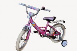 Двухколесный велосипед Mars 14 дюймов