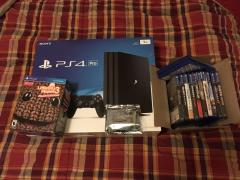Genuine Sony Playstation 4 1TB Pro *NEW*+Warranty