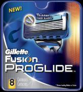 Gillette Fusion ProGlide 8 картриджей в упаковке