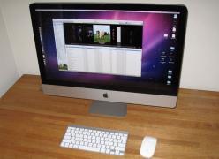 """iMac 27"""" Intel i7"""