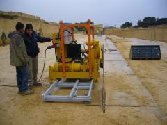 каменеобробне обладнання