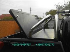Кришка Кузова Mitsubishi L200. Тюнінг L200 Трисекційна Кришка
