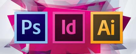 Kursi online s Photoshop, Illustrator, Indesign. Photoshop courses