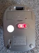 Лазерная мышь 1200 dpi