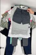 Лот 01-0572. Дитячий одяг H & M, вага 9,4 кг