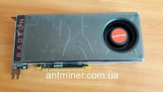 Майнер GPU на RX480 160 мх/c