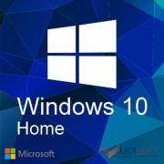 Microsoft Windows 10 Home – for home and small organizations