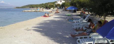 Недвижимость на острове, прекрасные пляжи и море. Хорватия