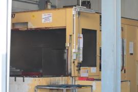 Обрабатывающий центр фрезерный Heckert CWK630