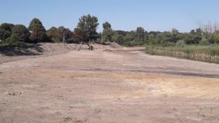 Очистка водойм, озер, копка, днопоглиблення,берегоукріплення, ор