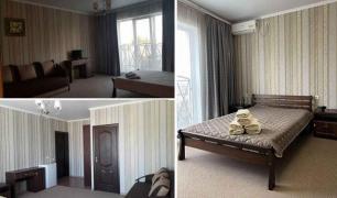 Отдых на море в Бердянске, гостевой дом Милисия