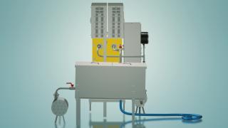 Пастеризатор молока для виробництва сиру 2 т / год УЗМ-2,0П