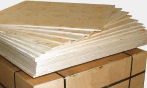 Plywood waterproof 1525x1525 mm with shipment across Ukraine
