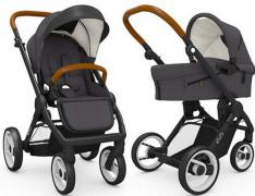 Pram 2 in 1 Mutsy Evo Industrial
