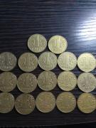 Продам 1 гривна 2001 года
