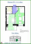 Продам 1-комнатную квартиру в Харькове