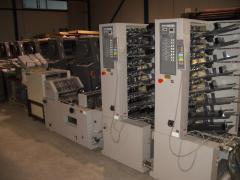Продам недорого аркушепідбірний станок Horizon MC80a i MC80m