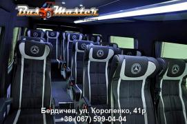 Профессионально переоборудование, обшивка, продажа микроавтобусо