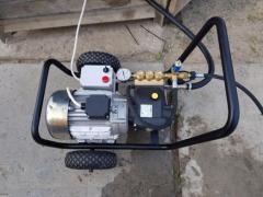 Промышленный аппарат высокого давления 380v (Италия)