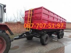 Причіп тракторний 3ПТС-12