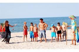 Путёвки в детский лагерь со скидкой. Азовское море