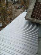 Ремонт козирка і даху балкона! Харків і обл