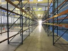 Rent warehouse with an area 5000 m2 without a fee
