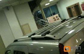 Roof rails Crown on Fiat Scudo 2007, long wheelbase.CLOSEOUT