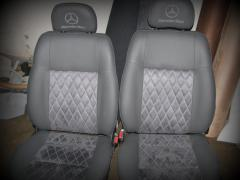 Seat sofas for minibus van seat in the van