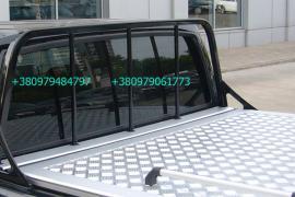 Секційна кришка багажника кузова для пікапа, всі моделі. Алюмінієви