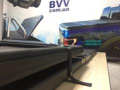 Секционная крышка багажника кузова для пикапа, все модели. Алюми
