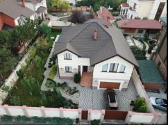 SELL HOUSE IN SAUVIGNON, ALONG WITH a PARK IN the CENTER of Odessa SAUVIGNON